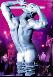 Melbourne Male Strippers Hunk-A-Rama, Agency operated strippers