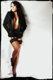 Transexual Sassy Sinn, Privately owned and operated shemale escort