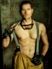 Darian Rye - Elite Male Companion for Women and Couples, male escort photo. Ex-firefighter Darian Rye, male escort for women